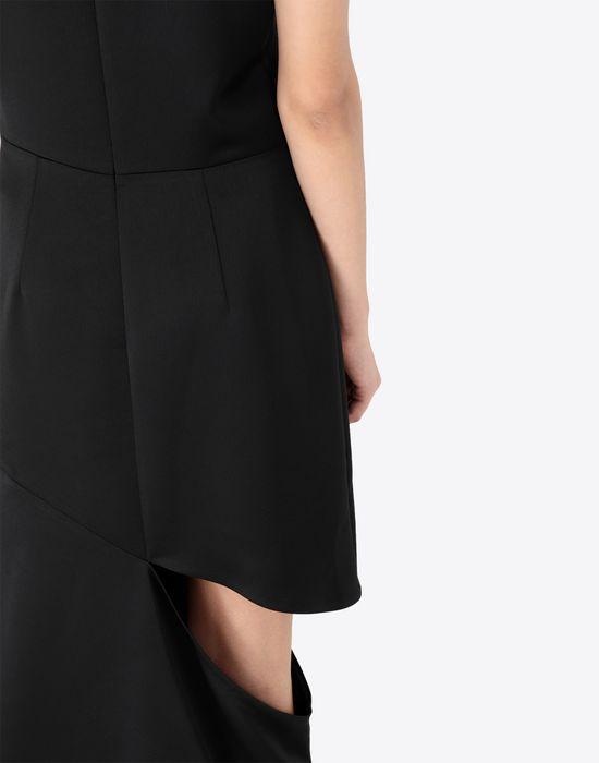 MAISON MARGIELA Crew-neck dress 3/4 length dress [*** pickupInStoreShipping_info ***] a