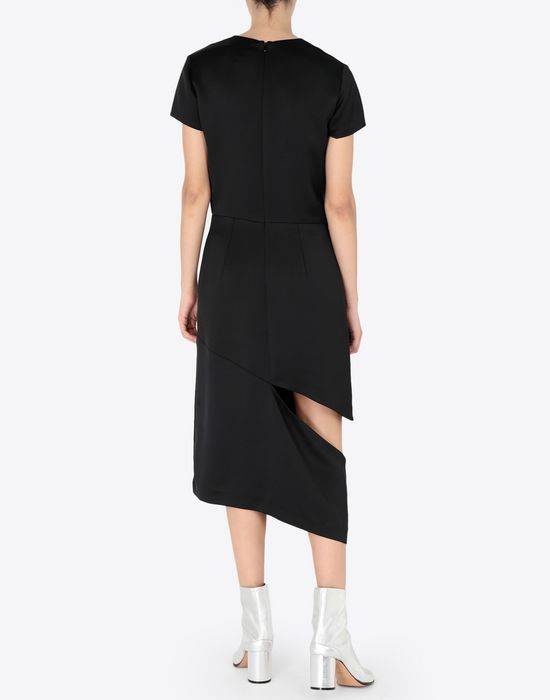 MAISON MARGIELA Crew-neck dress 3/4 length dress [*** pickupInStoreShipping_info ***] e