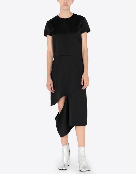MAISON MARGIELA Crew-neck dress 3/4 length dress [*** pickupInStoreShipping_info ***] r