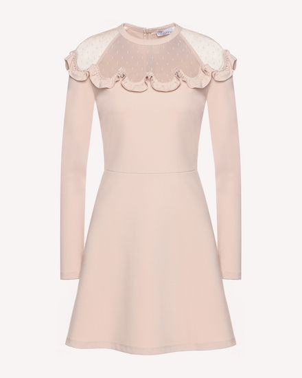 REDValentino Dress Woman QR3MJ08L405 377 a