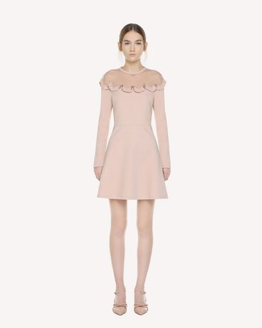 REDValentino QR3MJ08L405 377 Dress Woman f