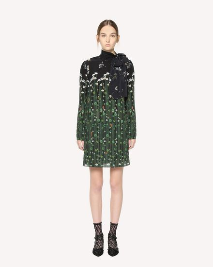 REDValentino Dress Woman QR3VA7L53T6 0NO f