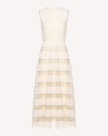 REDValentino Dress Woman QR3VA09M3UE A03 a
