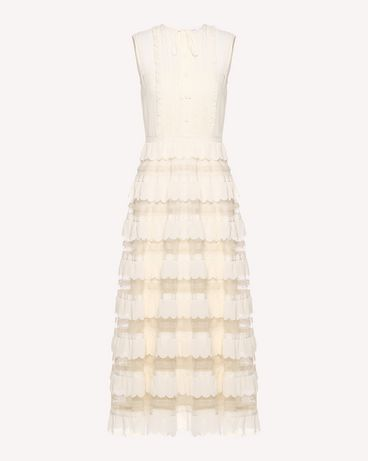 REDValentino QR3VA09M3UE A03 Dress Woman a