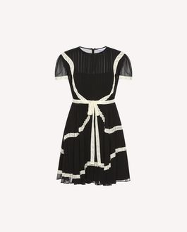 REDValentino Dress Woman QR3KD06H3VM 0NO a