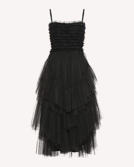 REDValentino Dress Woman QR3VA09X3UF 0NO a