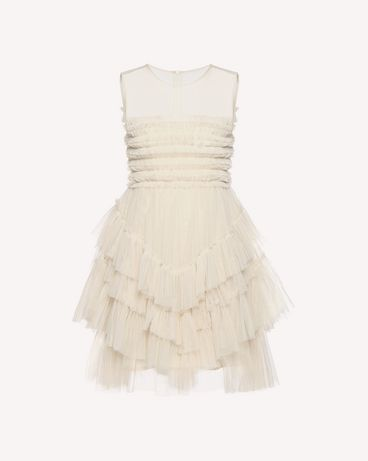 REDValentino QR3VA09Y3UF A03 Dress Woman a