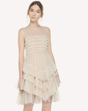 REDValentino QR3VA09Y3UF A03 Dress Woman d