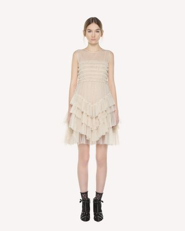 REDValentino QR3VA09Y3UF A03 Dress Woman f