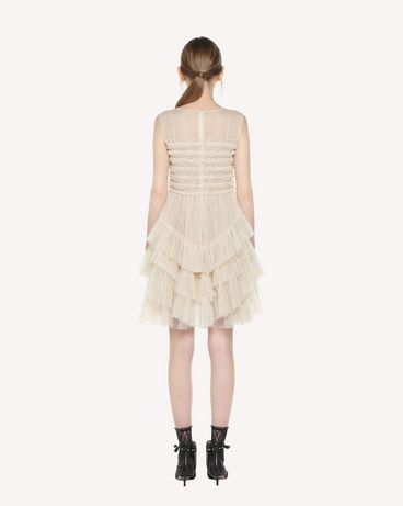 REDValentino QR3VA09Y3UF A03 Dress Woman r
