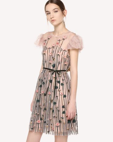 REDValentino QR3VA10A3UG 377 Dress Woman d