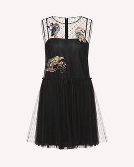 REDValentino Dress Woman QR0VA7Z5435 0NO a