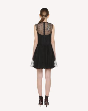 REDValentino QR3VA7C71NC 0NO Dress Woman r