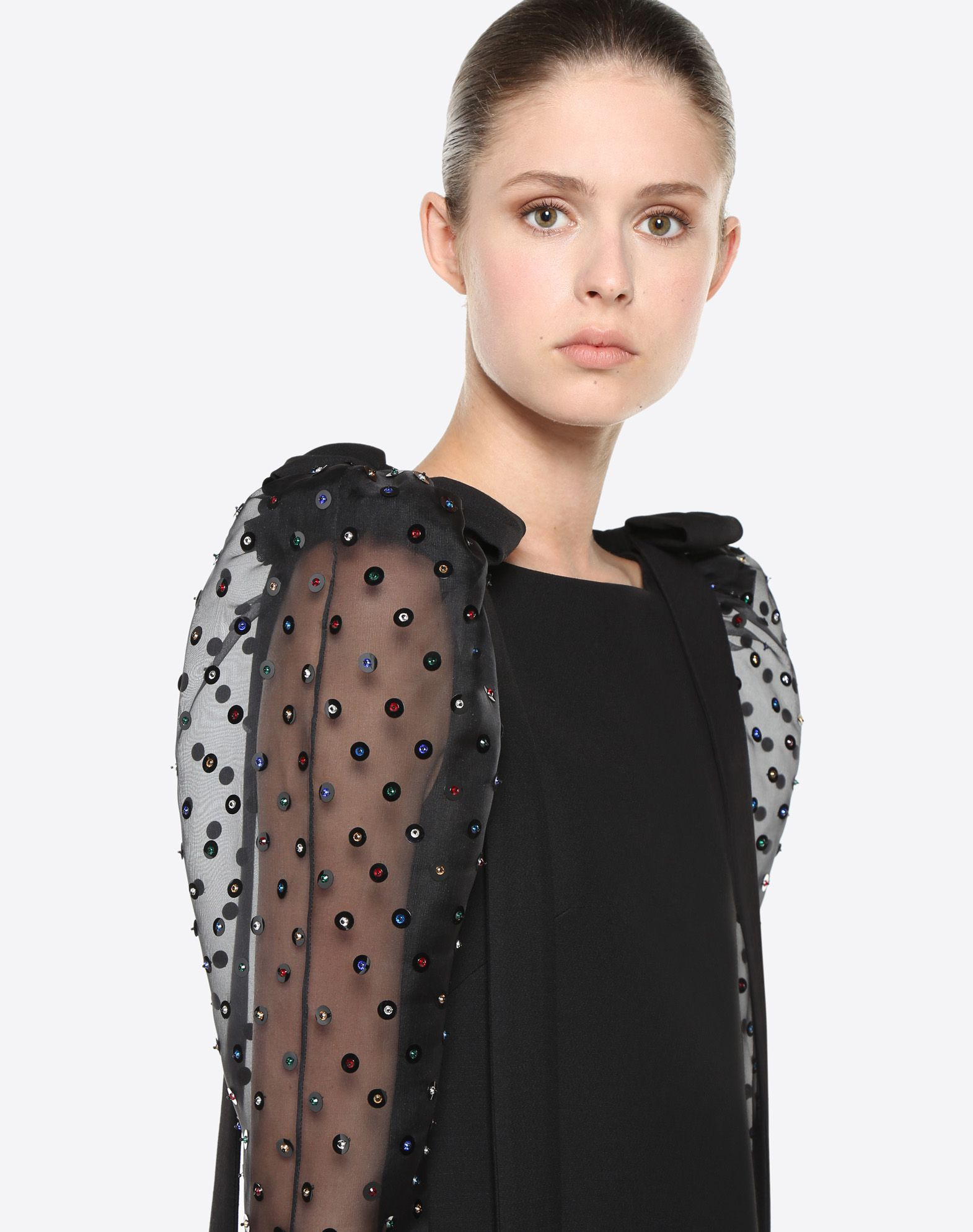VALENTINO Embroidered Dress Dress D a