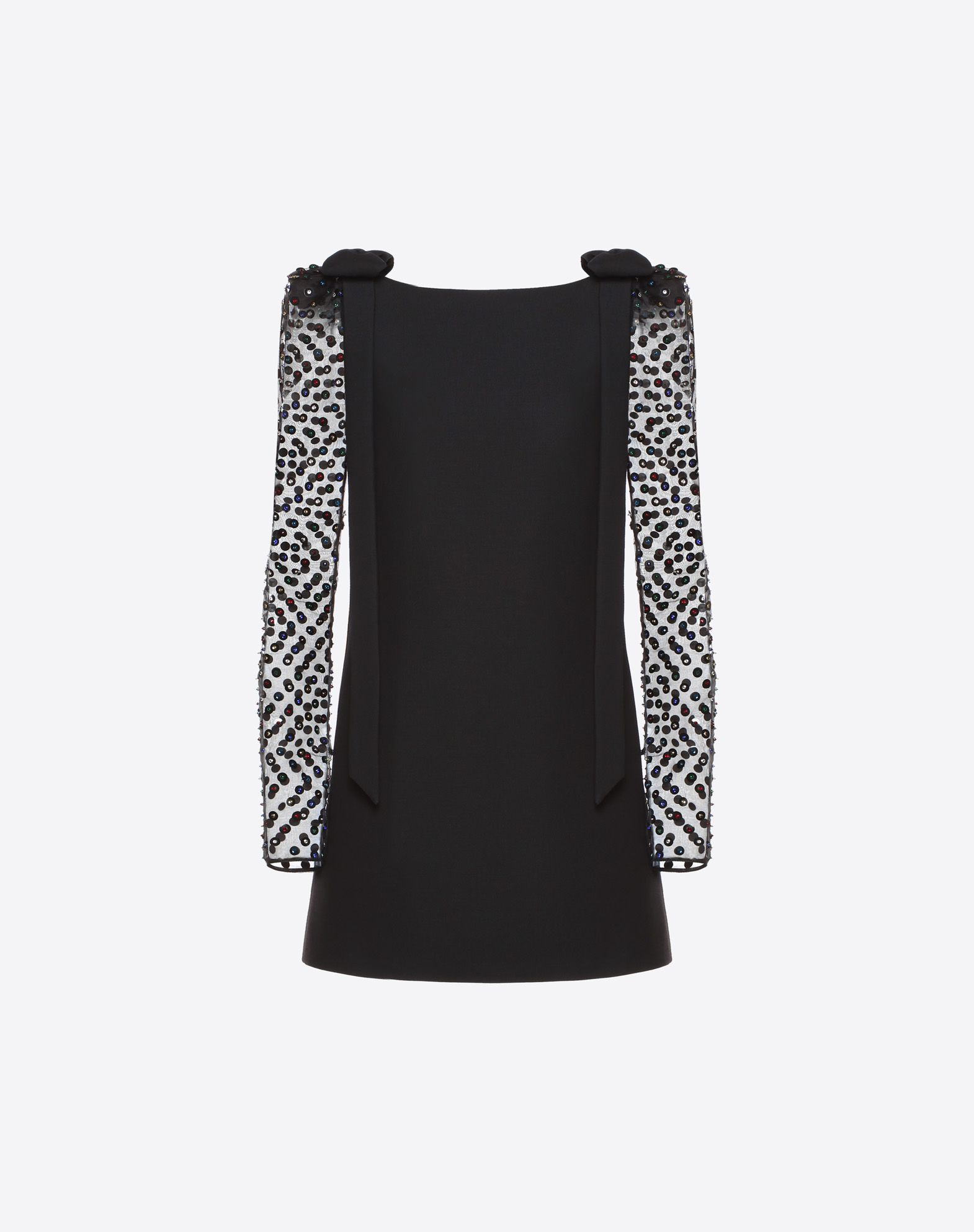 VALENTINO Embroidered Dress Dress D f