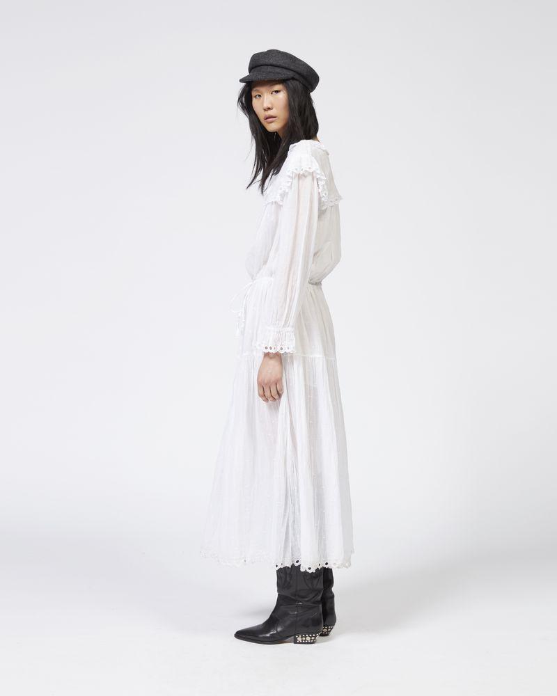 EINA cotton voile dress ISABEL MARANT ÉTOILE
