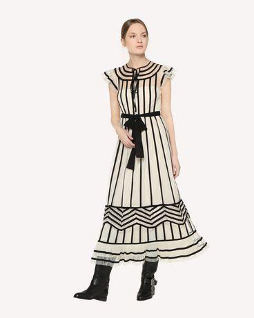 REDValentino QR3VA09K3U0 A03 Dress Woman d