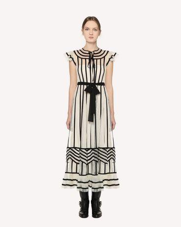 REDValentino QR3VA09K3U0 A03 Dress Woman f