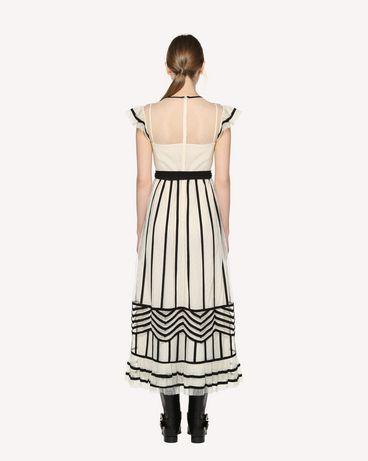 REDValentino QR3VA09K3U0 A03 Dress Woman r