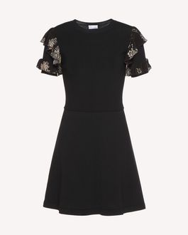 REDValentino Dress Woman QR0VA10U442 0NO a