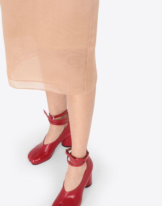 MAISON MARGIELA Silk organza dress Short dress [*** pickupInStoreShipping_info ***] b