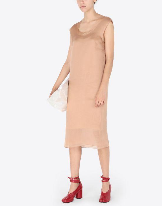 MAISON MARGIELA Silk organza dress Short dress [*** pickupInStoreShipping_info ***] d