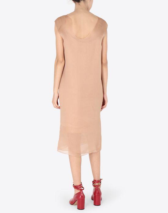 MAISON MARGIELA Silk organza dress Short dress [*** pickupInStoreShipping_info ***] e