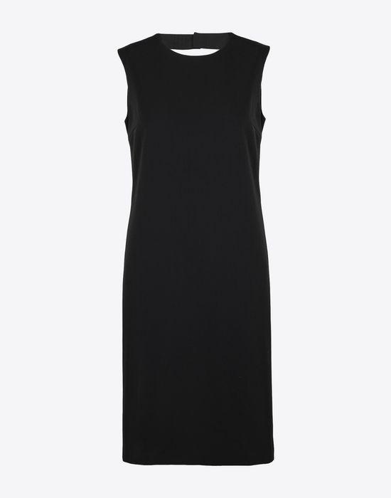 MAISON MARGIELA Décortiqué mixed wool dress Short dress [*** pickupInStoreShipping_info ***] f