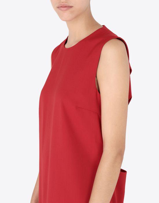 MAISON MARGIELA Décortiqué wool dress Short dress [*** pickupInStoreShipping_info ***] a