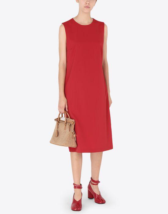 MAISON MARGIELA Décortiqué wool dress Short dress [*** pickupInStoreShipping_info ***] d