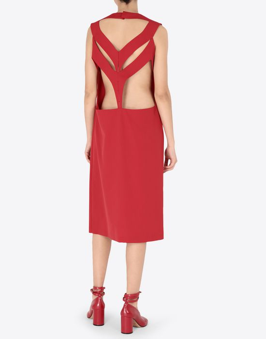 MAISON MARGIELA Décortiqué wool dress Short dress [*** pickupInStoreShipping_info ***] e