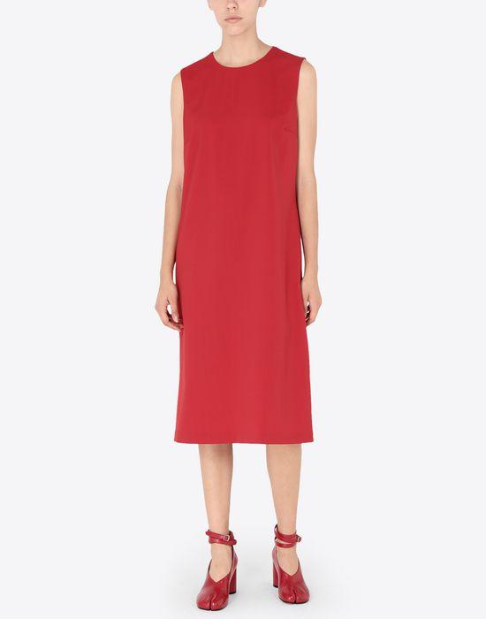 MAISON MARGIELA Décortiqué wool dress Short dress [*** pickupInStoreShipping_info ***] r