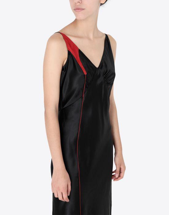MAISON MARGIELA Silk dress Long dress [*** pickupInStoreShipping_info ***] a