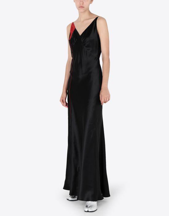 MAISON MARGIELA Silk dress Long dress [*** pickupInStoreShipping_info ***] r