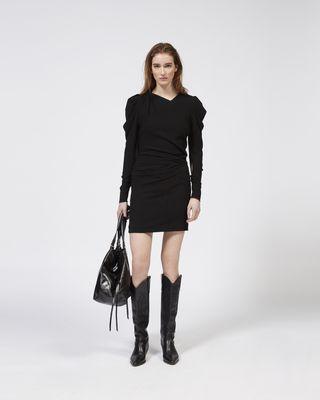 ABENI short dress