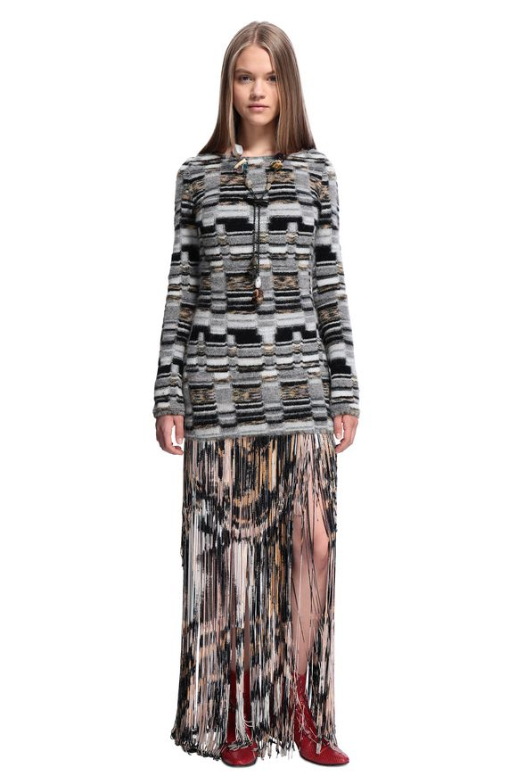 MISSONI Короткое платье Для Женщин, Вид спереди