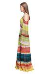 MISSONI Длинное платье Для Женщин, Вид сбоку