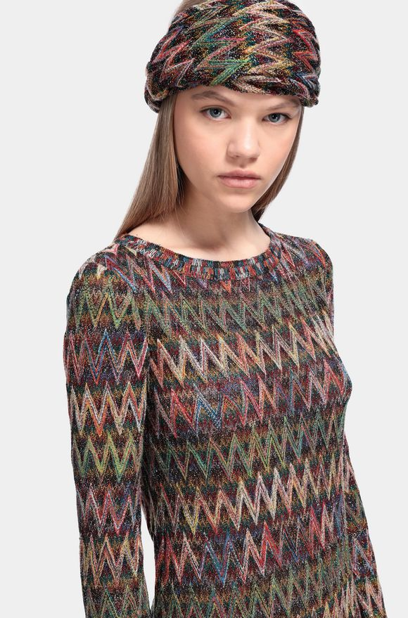 MISSONI Minidress Woman, Detail