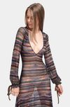 MISSONI Long dress Woman p
