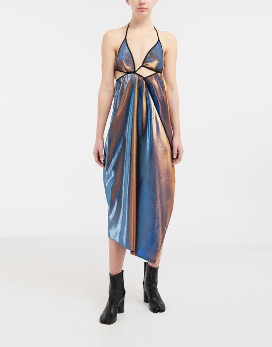 MAISON MARGIELA Asymmetric dress 3/4 length dress [*** pickupInStoreShipping_info ***] d