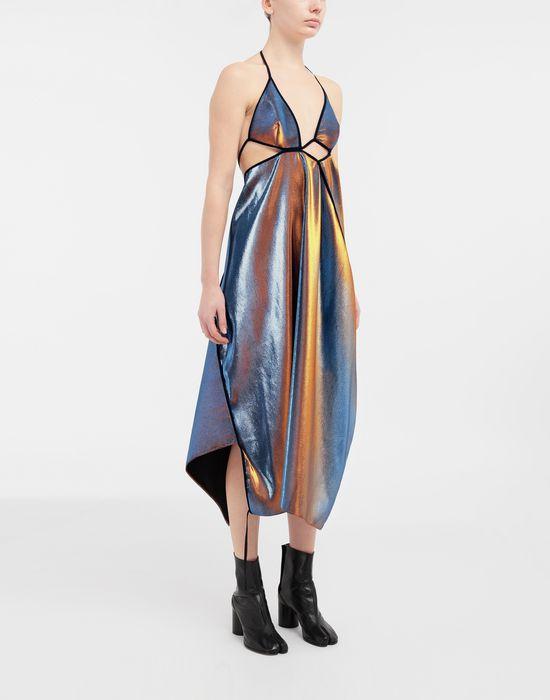MAISON MARGIELA Asymmetric dress 3/4 length dress [*** pickupInStoreShipping_info ***] r
