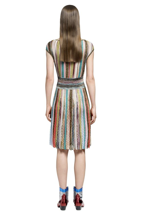 33c29dccece82 MISSONI Dress Woman, Rear view