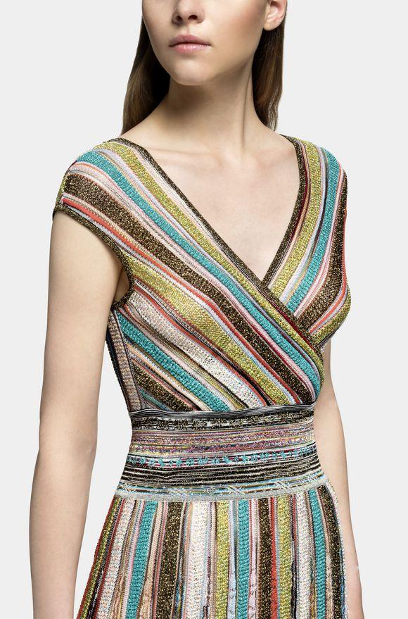 MISSONI Kleid Damen, Detail
