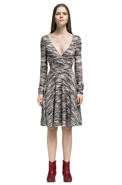 MISSONI Dress Ivory Woman - Back