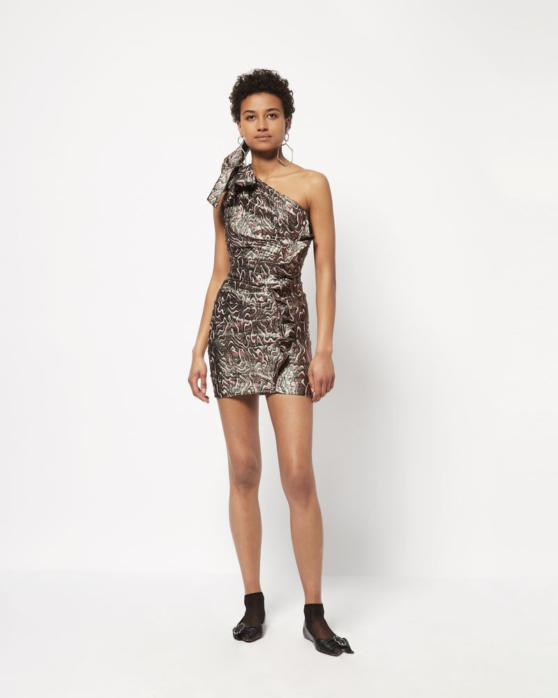SYNEE Abito in jacquard lurex ISABEL MARANT