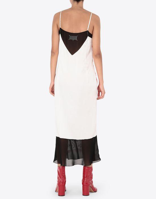 MAISON MARGIELA Mugshot printed dress Long dress [*** pickupInStoreShipping_info ***] e