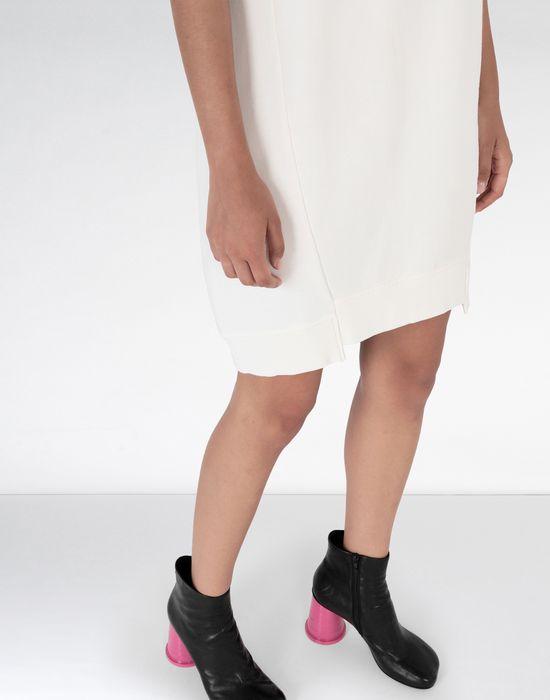MM6 MAISON MARGIELA Asymmetrical jersey dress Short dress [*** pickupInStoreShipping_info ***] a