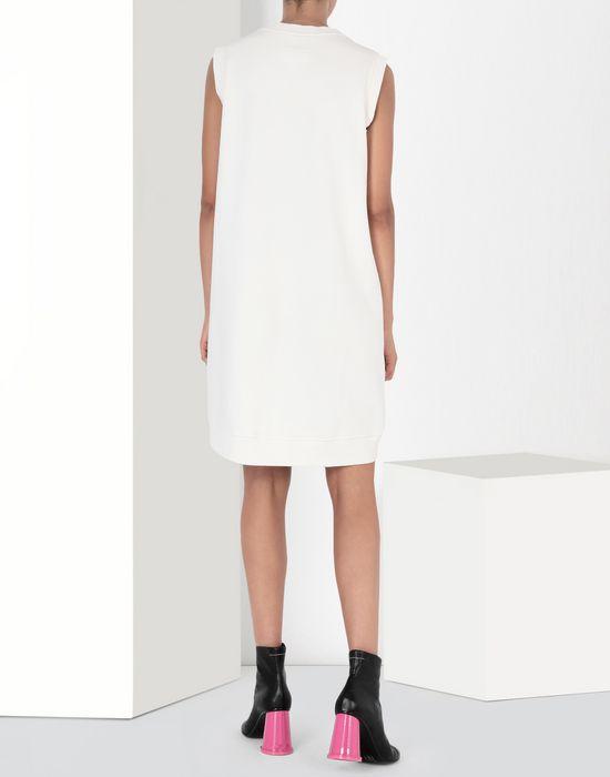 MM6 MAISON MARGIELA Asymmetrical jersey dress Short dress [*** pickupInStoreShipping_info ***] d