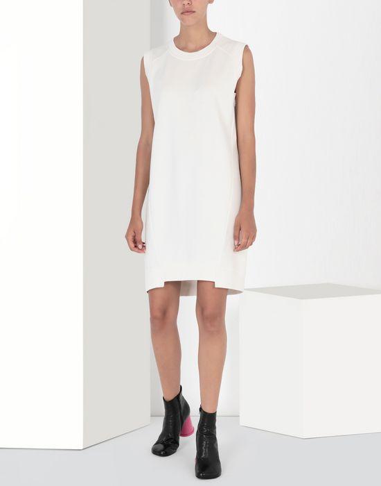 MM6 MAISON MARGIELA Asymmetrical jersey dress Short dress [*** pickupInStoreShipping_info ***] f