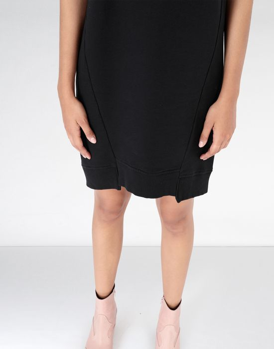 MM6 MAISON MARGIELA Asymmetrical jersey dress Short dress [*** pickupInStoreShipping_info ***] e
